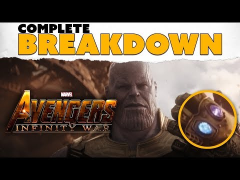 Avengers: Infinity War TRAILER BREAKDOWN! Everything You Need to Know