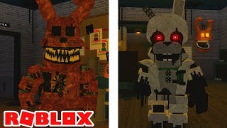 NEW Roblox FNAF Game! | Roblox Project Freakshow