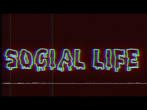Kid Travis - Social Life (Lyric Video)