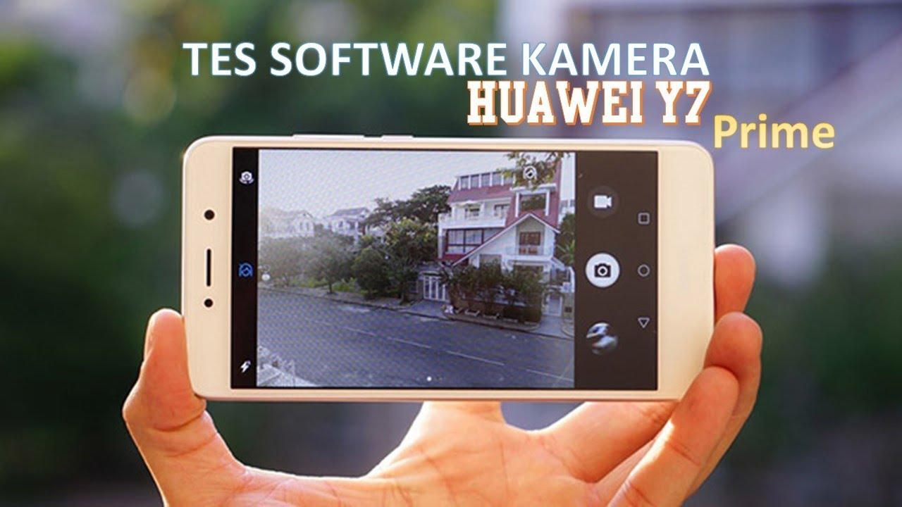 Tes Software Kamera Bawaan Huawei Y7 Prime Vs Cinema Fv 5 Lite