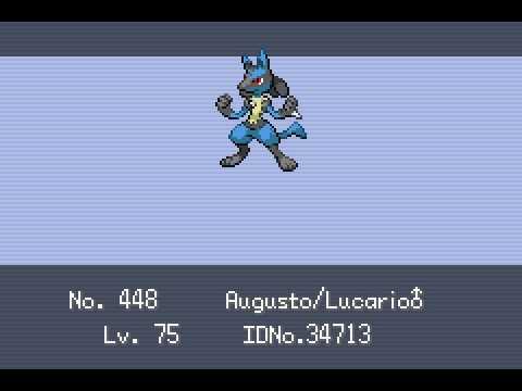 Pokémon SGS - Ticket S.S.Aqua v12.6