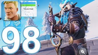 Fortnite - Gameplay Walkthrough Part 98 - Infinity Blade (iOS)