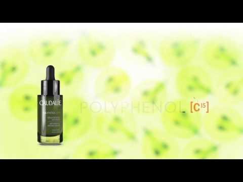 Caudalie Polyphenol C15 Sérum Défense Anti-Rides Antioxydant - Publicité télé/TV