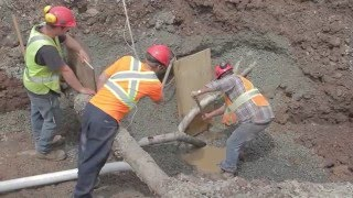 Water, Sanitary & Storm Sewer Laterals Replacement
