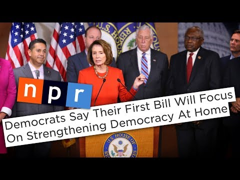 Democrats' First Legislative Priority for 2019 is Surprisingly Brilliant