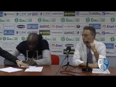 Post-partita Brindisi - Astana