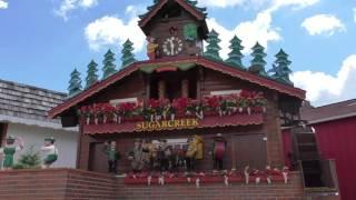 Weltgrößte Kuckucksuhr in Sugarcreek Ohio - Little Switzerland of Ohio