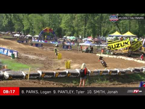 College (16-24) - Moto 3  - Loretta Lynn's Remastered 2016