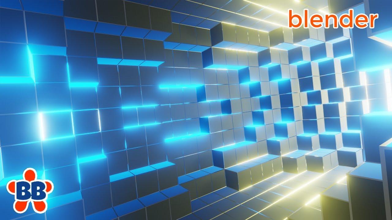 Blender - Free Motion Graphics Software Tutorial [Blender 2 8]
