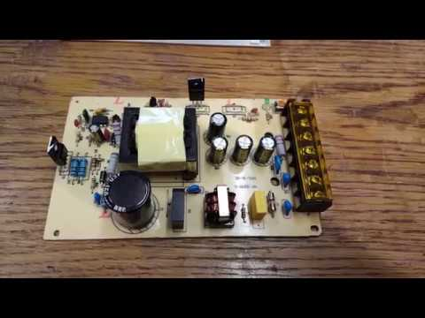 Ebay 12 V LED Switched-mode Power Supply Review