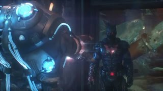 Arkham Knight: In From the Cold