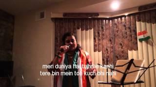 """Meri Duniya Hai Tujh Mein Kanhi """"Happy Anniversary"""""""
