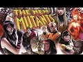 X-MEN: NEW MUTANTS Movie Preview (2018) New Mutants Explained