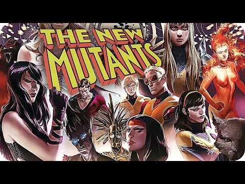 Thumbnail: X-MEN: NEW MUTANTS Movie Preview (2018) New Mutants Explained