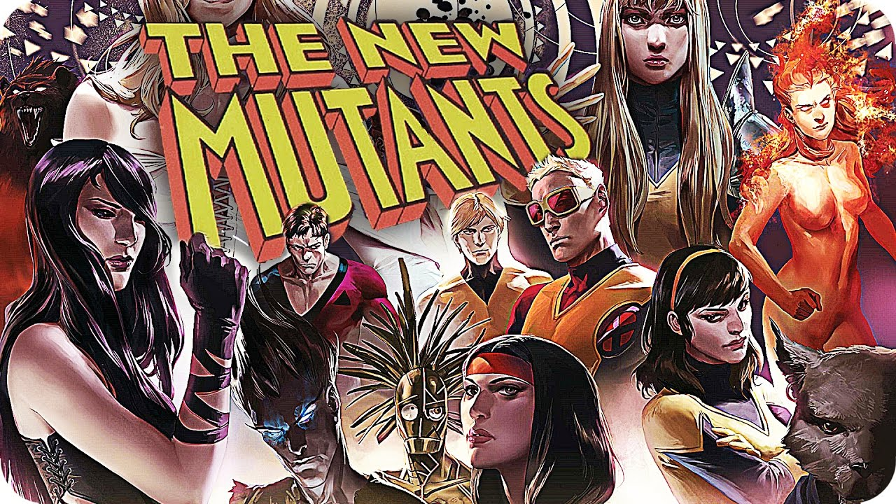 Resultado de imagem para X-Men: new Mutants 2018