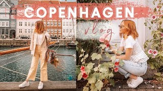 TRAVEL VLOG: A week in Copenhagen!