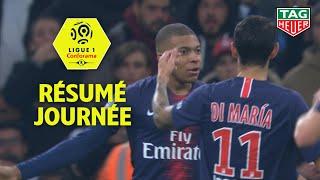 Résumé 11ème journée - Ligue 1 Conforama/2018-19