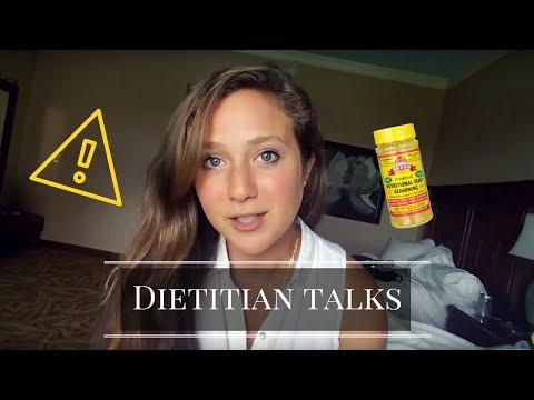 Nutritional Yeast.. way better than cheese, but.. | Dietitian Talks