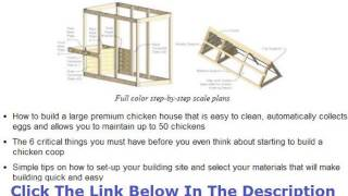 Plans For Chicken Coop Uk Discount + Bouns