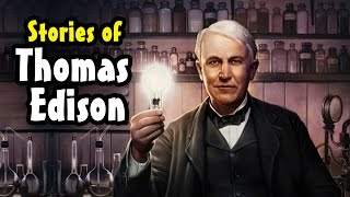 Great Scientist stories in Tamil | Stories of Edison | Educational videos for kids