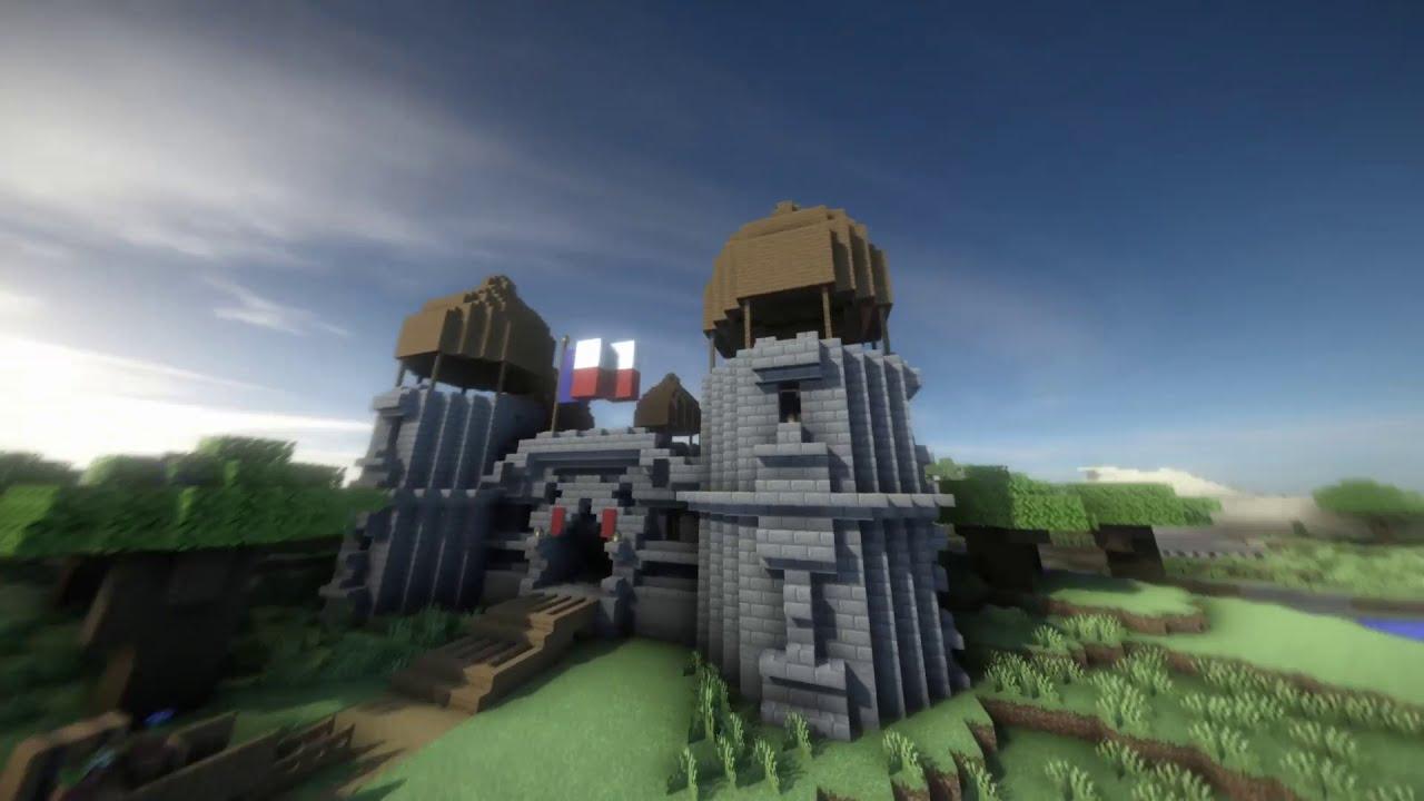 FPV in MineCraft: video 2 фотки