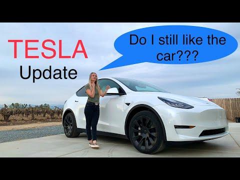 2021 Tesla Model Y - 1 Week Update