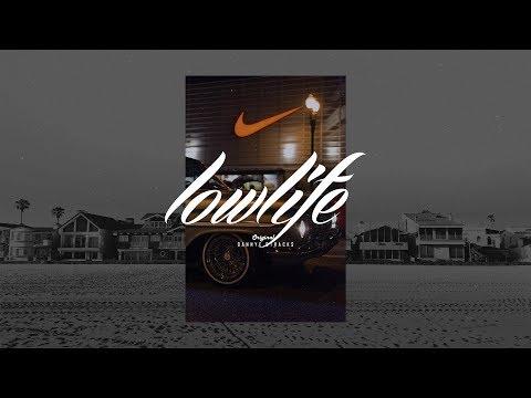 "West Coast Freestyle Rap Beat Hip Hop Instrumental - ""Low Life""  ( Prod. Dannyebtracks)"