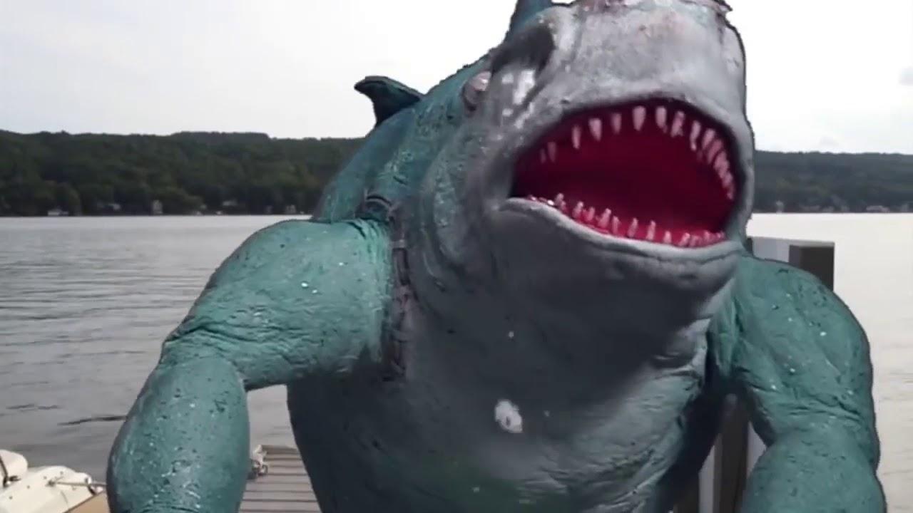 Download Sharkenstein all monster scenes