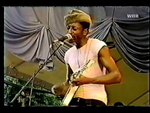 Keziah Jones (Rockpalast Open Air Festival Loreley 1999)