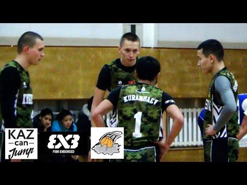 2017 Bishkek Winter Cup 3x3 mixtape!