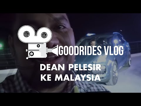 GOODRIDES VLOG // The All New Porsche Cayenne Experience Malaysia part. 1