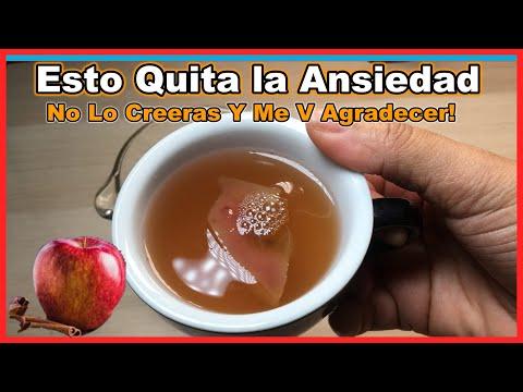 Té De Canela Y Manzanas Para Calmar La Ansiedad Y Bajar De Peso