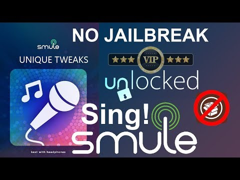 [Vip unlocked] Install Sing by SMULE for free  No jailbreak   All IOS Devices