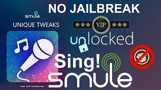 [Vip unlocked] Install Sing by SMULE for free |No jailbreak | All IOS Devices