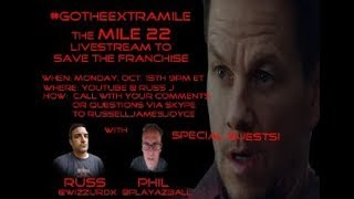 Download Video Mile 22: Go the Extra Mile and Save the Franchise! MP3 3GP MP4