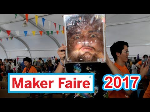 We Picked Up a Hobo on the Way to Maker Faire