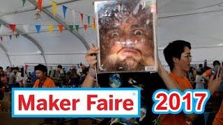 Maker Faire vlog 2017