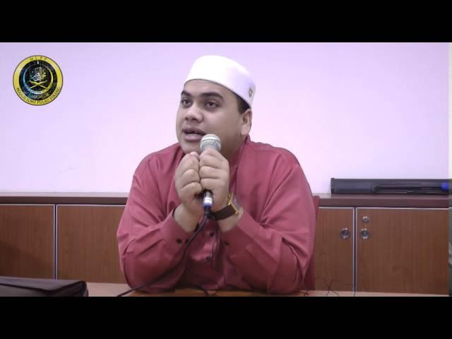 PENGORBANAN YANG DITUNTUT- USTAZ AHMAD HUSAM DATO BADERUDDIN