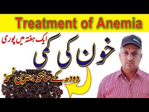 how-to-treat-anemia-iron-deficiency-at-home- -khoon-ki-kami-ka-ilaj-in-urdu/hindi-خون-کی-کمی-کا-علاج