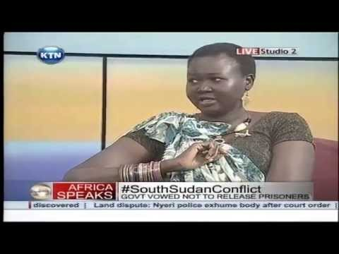 Africa Speaks: South Sudan conflict