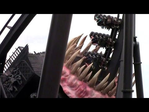 Krake off-ride HD Heide Park
