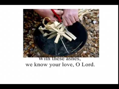 ASH WEDNESDAY SONG