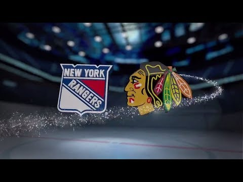 New York Rangers vs Chicago Blackhawks - Nov. 15, 2017 | Game Highlights | NHL 2017/18.Обзор матча