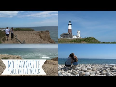 MONTAUK VLOG // my favorite place in the world