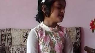 Let it go Frozen elsa song with action performed by Aliza Azam