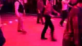 Line Dancing at The Roundup - Dallas,Tx
