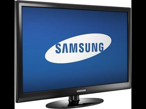 """Unboxing & Review Samsung UN22D5003 22"""" Class 1080p 60Hz LED LCD HDTV"""