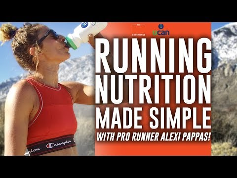 Running Nutrition Made Simple with Olympian Alexi Pappas