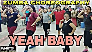 Yeah Baby Refix || Garry Sandhu || Zumba Dance Choreography || Anew Fitness Centre And Dance Academy