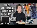THE WORST STREETWEAR TRENDS OF 2017!
